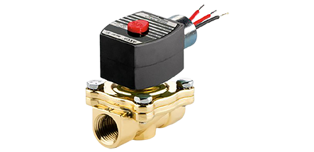 Válvula solenoide 2 vias Asco Série 8210